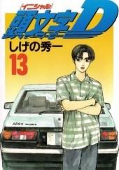 Okładka książki Initial D 13 Shuuichi Shigeno