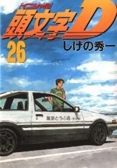 Okładka książki Initial D 26 Shuuichi Shigeno