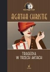 Okładka książki Tragedia w trzech aktach Agatha Christie