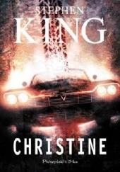 Okładka książki Christine Stephen King