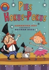 Okładka książki Pies Hokus-Pokus Samantha Hay