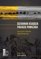Okładka książki Dziennik księdza Franza Pawlara Leszek Jodliński