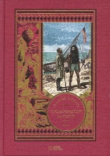 Okładka książki Tajemnicza wyspa - cz. 2 Juliusz Verne