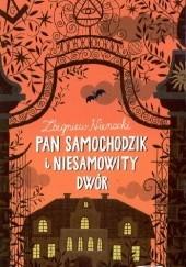 Okładka książki Pan Samochodzik i niesamowity dwór
