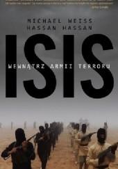 Okładka książki ISIS. Wewnątrz armii terroru Michael Weiss