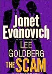 Okładka książki The Scam Lee Goldberg,Janet Evanovich
