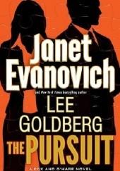 Okładka książki The Pursuit Lee Goldberg,Janet Evanovich