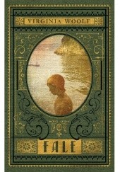 Okładka książki Fale Virginia Woolf