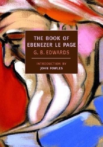 Okładka książki The Book of Ebenezer Le Page Gerald Basil Edwards