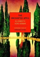 Okładka książki The Enchanted April