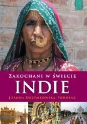 Okładka książki Zakochani w świecie. Indie Joanna Grzymkowska-Podolak