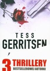 Okładka książki Telefon o północy + Z zimną krwią + Ścigana (komplet) Tess Gerritsen