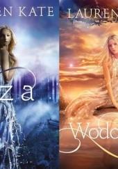 Okładka książki Łza+Wodospad (komplet) Lauren Kate