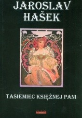 Okładka książki Tasiemiec księżnej pani Jaroslav Hašek
