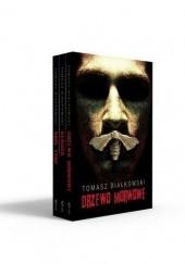 Okładka książki Drzewo morwowe + Kłamca + Król Tyru (komplet) Tomasz Białkowski