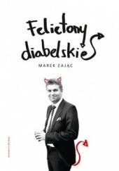 Okładka książki Felietony diabelskie Marek Zając