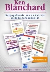 Okładka książki Najpopularniejsza na świecie metoda zarządzania (komplet) Ken Blanchard