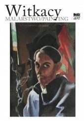 Okładka książki Witkacy. Malarstwo/Painting Anna Żakiewicz