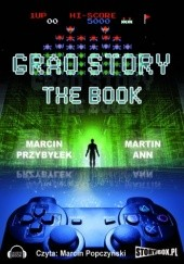Okładka książki Grao Story. The Book Marcin Przybyłek