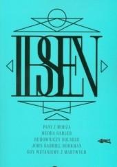 Okładka książki Dramaty wybrane. Tom 2 Henrik Ibsen