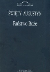 Okładka książki Państwo Boże Św. Augustyn