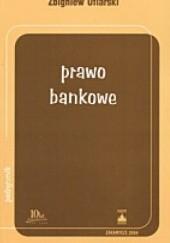 Okładka książki Prawo bankowe Zbigniew Ofiarski