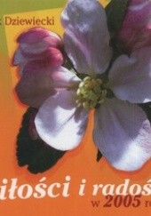 Okładka książki Miłości i radości w 2005 roku Marek Dziewiecki