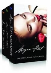 Okładka książki Nieczysta + Naga + Nieznajomy (komplet) Megan Hart