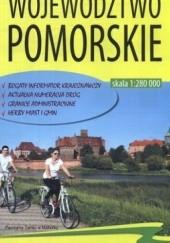 Okładka książki Województwo pomorskie. Mapa administracyjno-turystyczna. 1:280 000 BiK