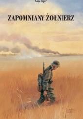 Okładka książki Zapomniany żołnierz Guy Sajer