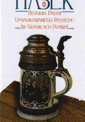 Okładka książki Historia Partii Umiarkowanego Postępu w Granicach Prawa Jaroslav Hašek