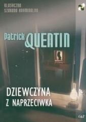 Okładka książki Dziewczyna z naprzeciwka Patrick Quentin