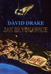 Okładka książki Jak błyskawice David Drake