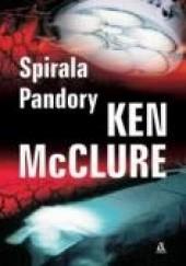 Okładka książki Spirala Pandory Ken McClure