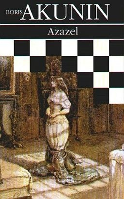 Okładka książki Azazel Boris Akunin