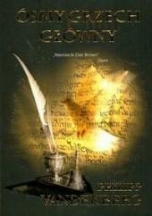 Okładka książki Ósmy grzech główny Philipp Vandenberg