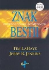 Okładka książki Znak bestii Tim LaHaye,Jerry B. Jenkins