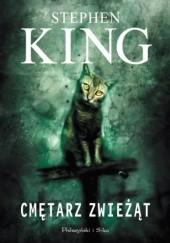 Okładka książki Cmętarz zwieżąt Stephen King
