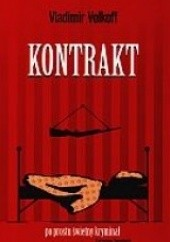 Okładka książki Kontrakt Vladimir Volkoff