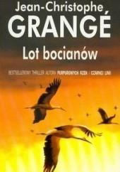 Okładka książki Lot bocianów Jean-Christophe Grangé