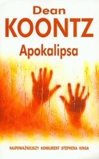 Okładka książki Apokalipsa Dean Koontz