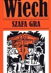 Okładka książki Szafa gra Stefan Wiechecki