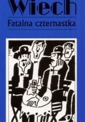 Okładka książki Fatalna czternastka Stefan Wiechecki