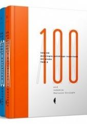 Okładka książki Antologia 100/XX. Antologia polskiego reportażu XX wieku. Tom 1-2 Mariusz Szczygieł