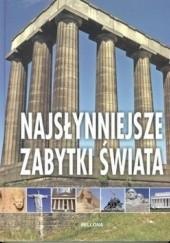 Okładka książki Najsłynniejsze zabytki świata