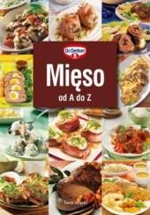 Okładka książki Mięso od A do Z August Oetker