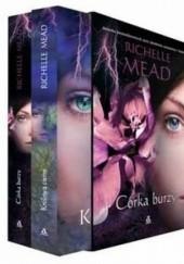 Okładka książki Córka burzy + Królowa cierni (komplet) Richelle Mead