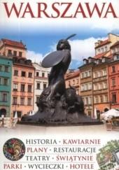 Okładka książki Warszawa. Przewodnik Wiedza i Życie Jerzy S. Majewski,Małgorzata Omilanowska