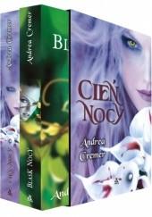 Okładka książki Cień nocy +  Blask nocy (komplet) Andrea Cremer