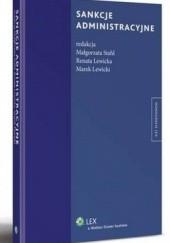 Okładka książki Sankcje administracyjne praca zbiorowa